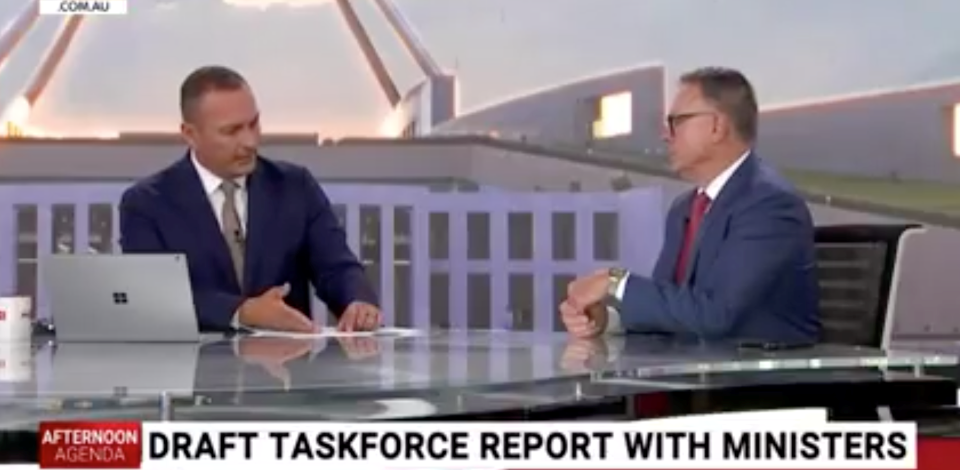 Transcript - Sky News with Kieran Gilbert - Monday, 10 February 2020 Main Image