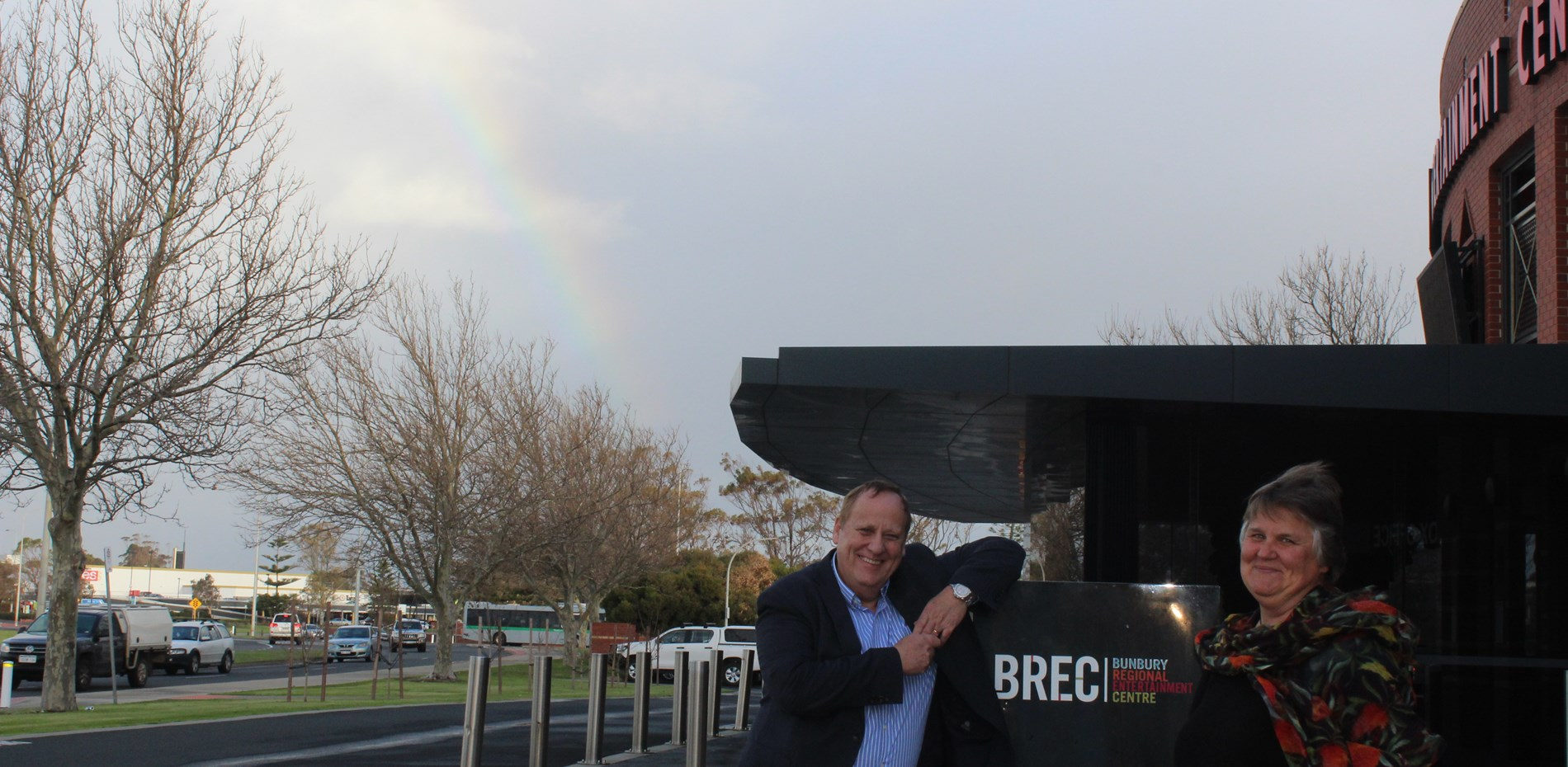 Funding to support BREC during hard times Main Image