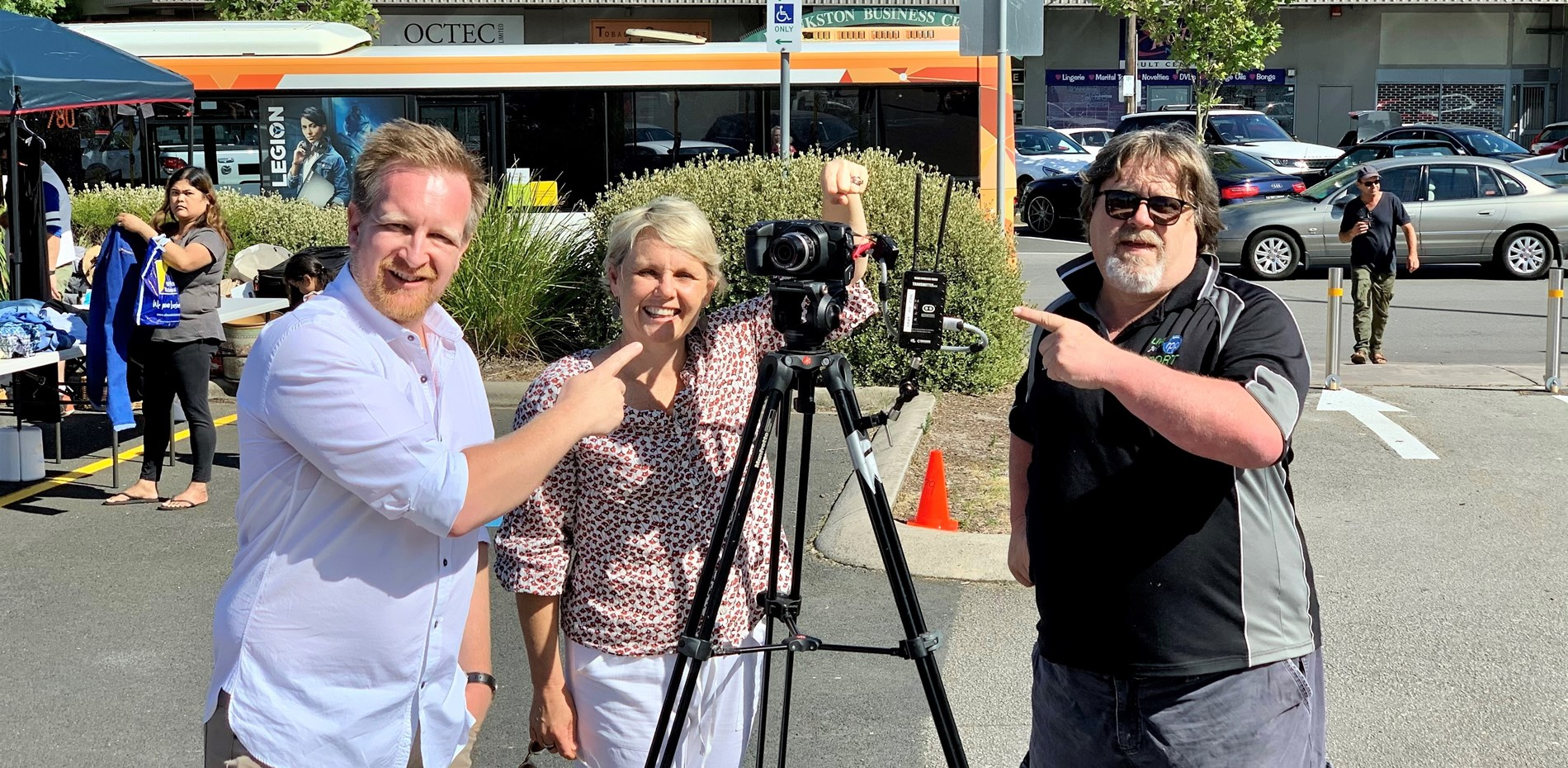 MEDIA RELEASE - LOCAL RADIO STATION GETS FUNDING BOOST - 16 DECEMBER 2020 Main Image