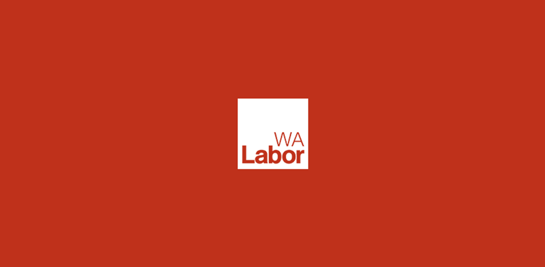 About WA Labor Main Image