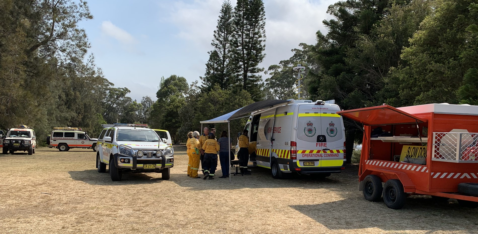 Bushfire assistance: Small Business Bushfire Support Grant Main Image