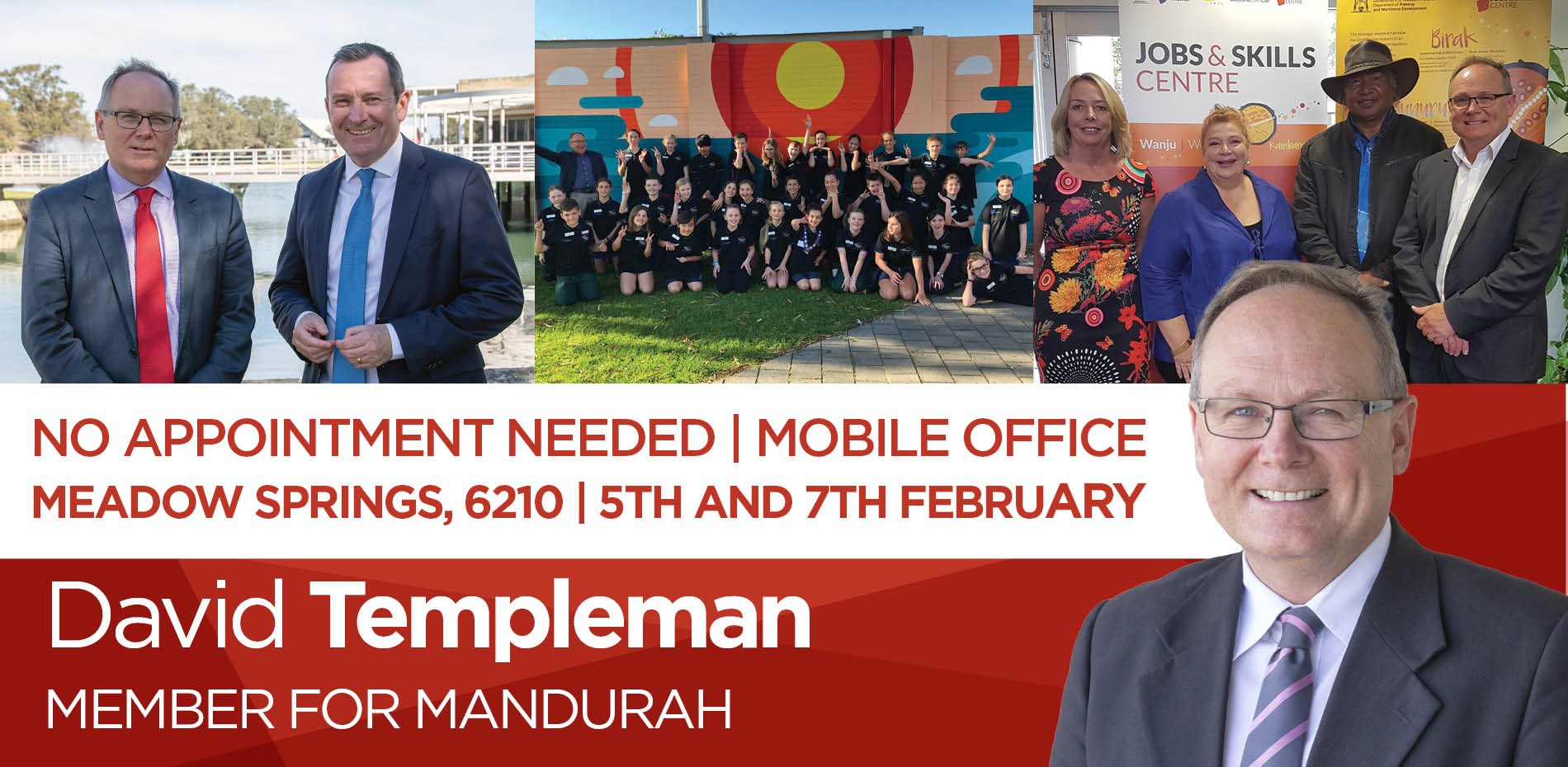 Meadow Springs Mobile Office - No Appointment Needed! Main Image