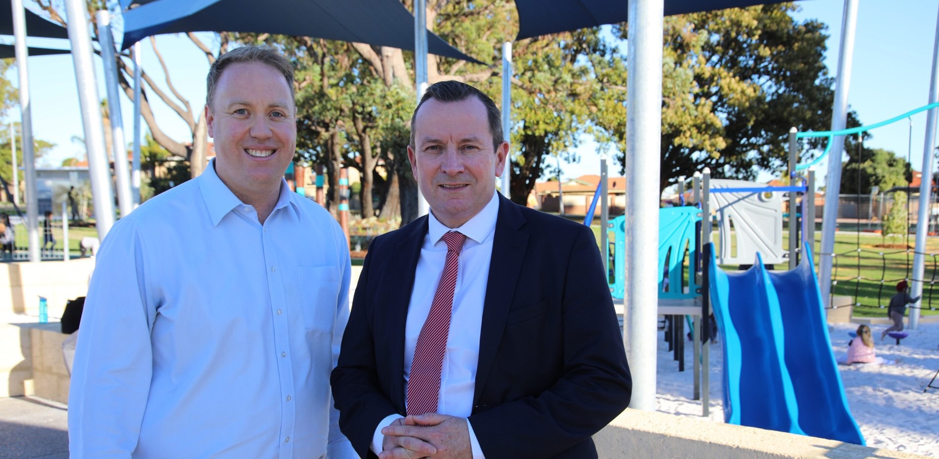 Community THANK YOU Card to Premier Mark McGowan Main Image