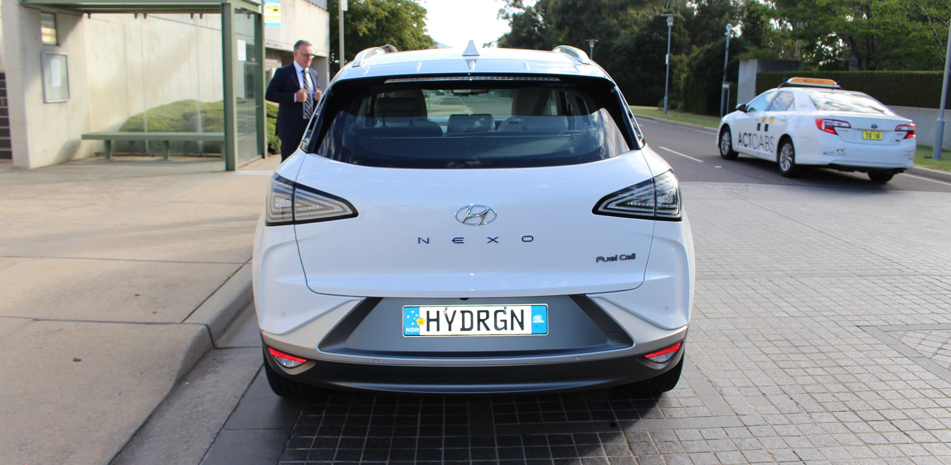 Canberra Report - Hydrogen Technology is Real and Ready - Wednesday, 24 February 2021 Main Image