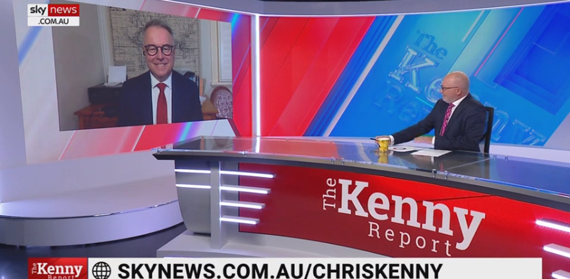 Transcript - Television Interview - Sky News - Wednesday, 7 April 2021 Main Image