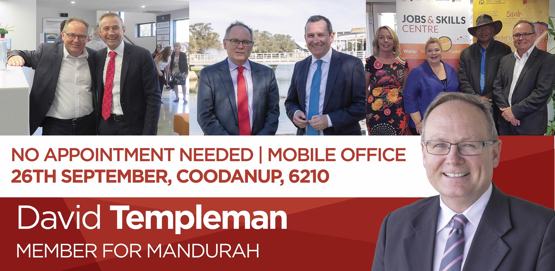 Coodanup Mobile Office - No Appointment Needed! Main Image