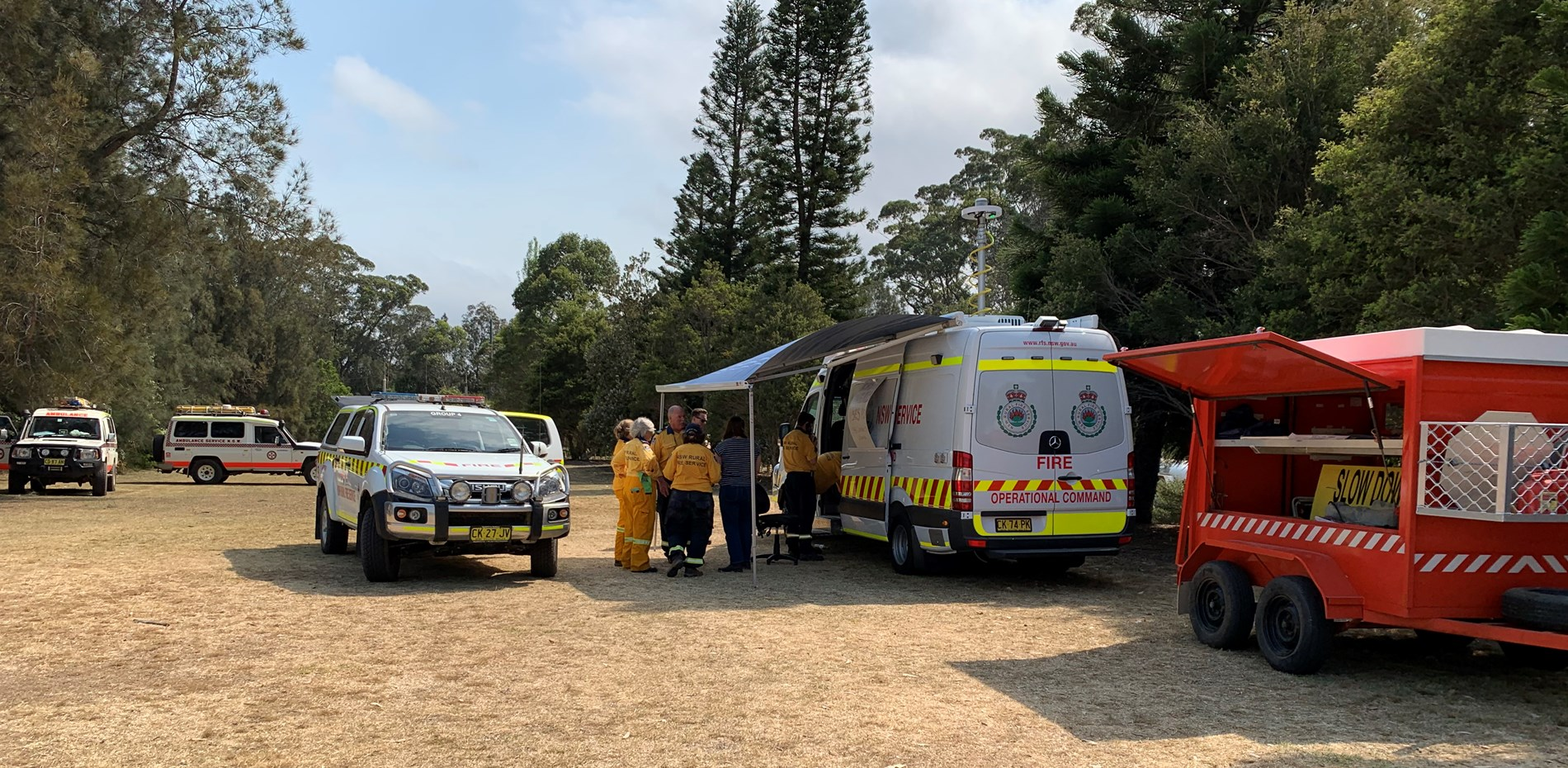 Bushfire assistance: Special Disaster Loans for small businesses, non-profit organisations and primary producers Main Image