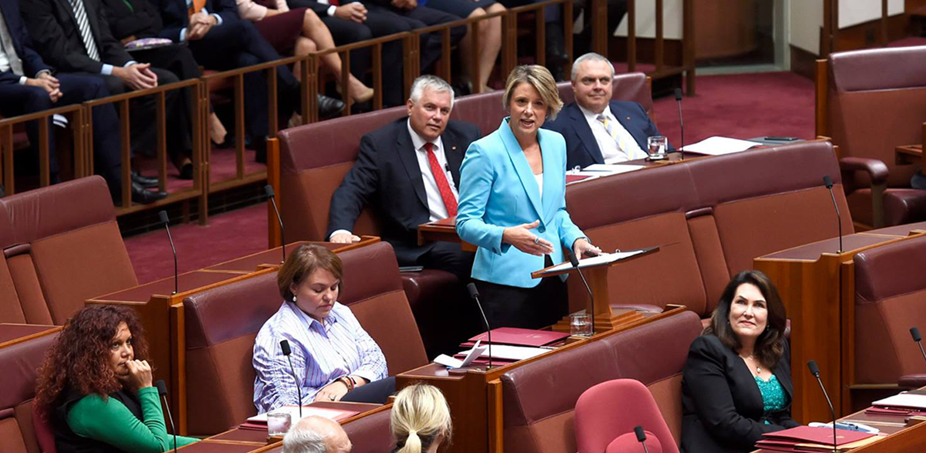 About Kristina Keneally Main Image