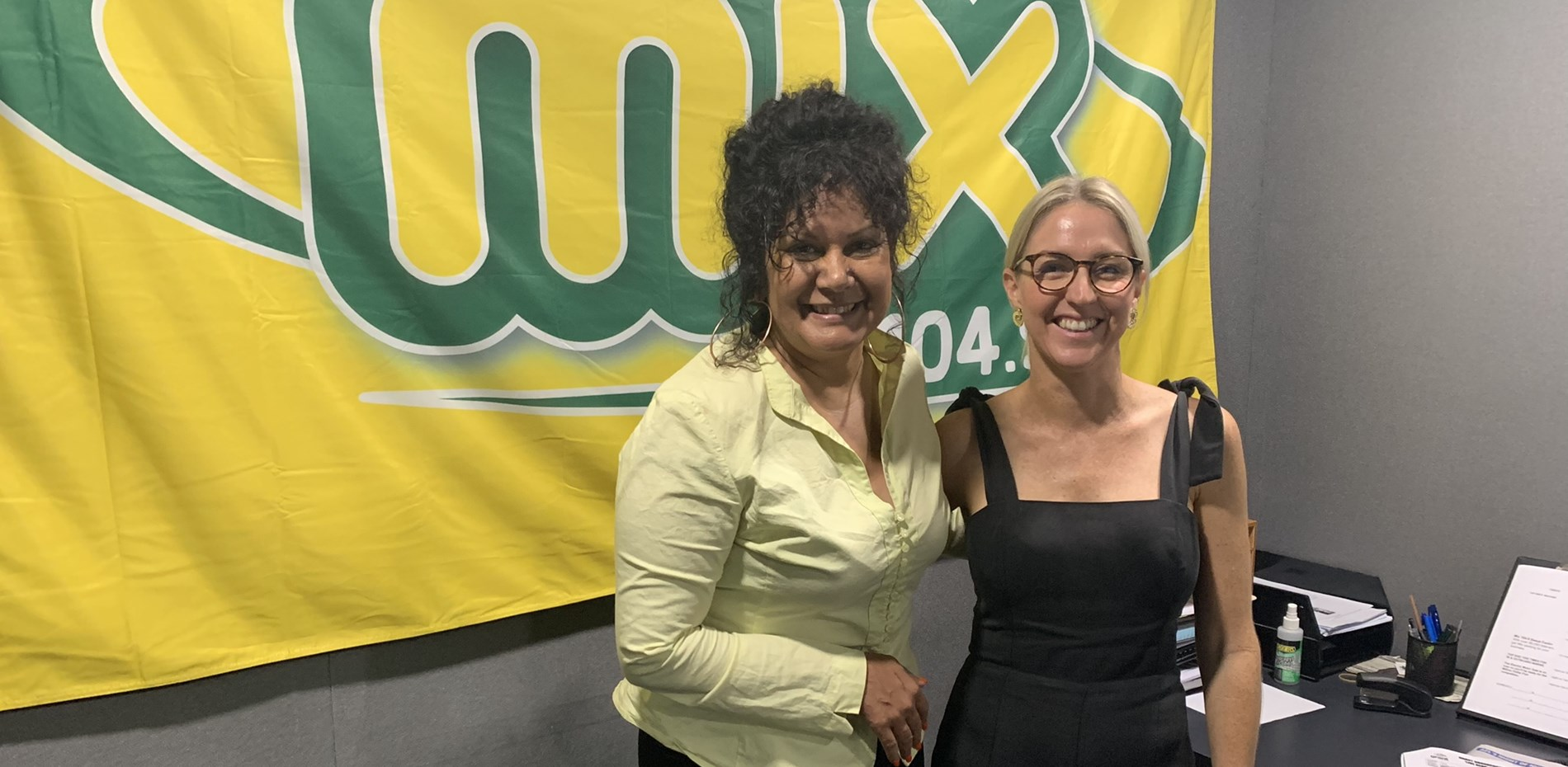 TRANSCRIPT: 10 DECEMBER 2020, MIX 104.9 KATIE WOOLF Main Image
