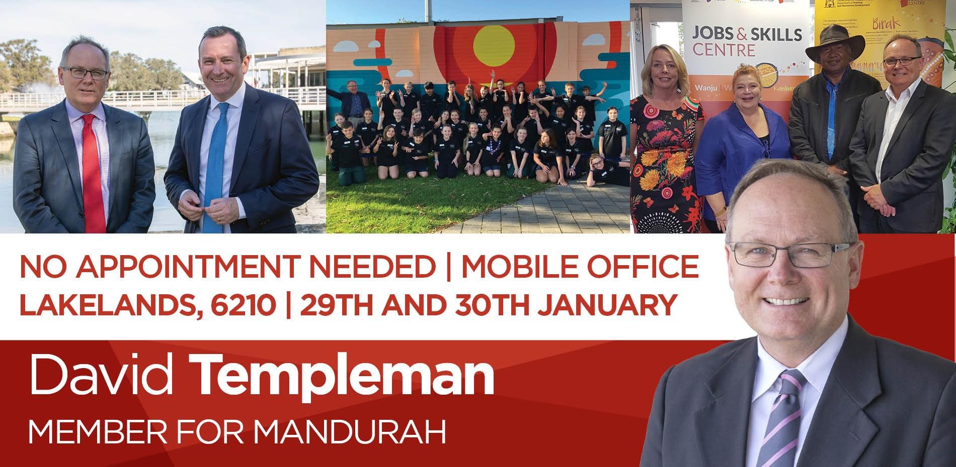 Lakelands Mobile Office - No Appointment Needed! Main Image