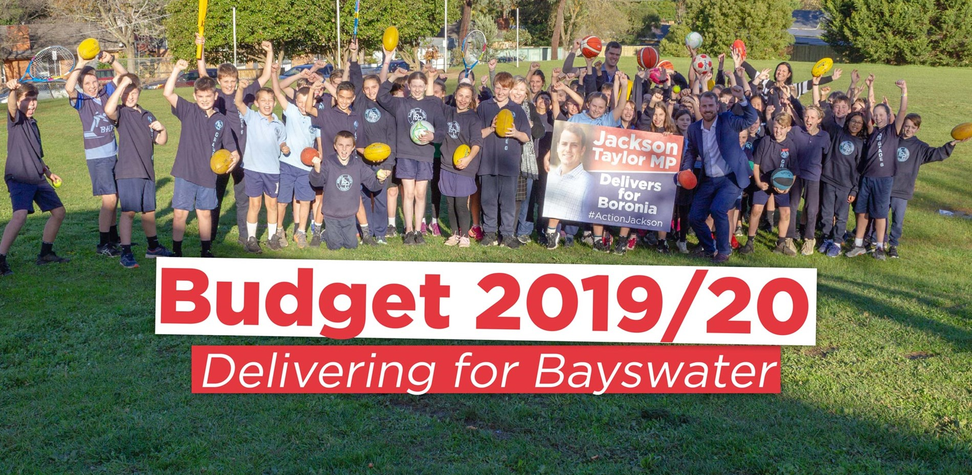 Labor Delivers for Bayswater  Main Image