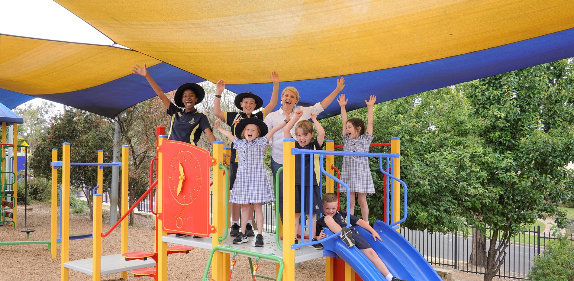 MEDIA RELEASE - NEW JUNIOR PLAYGROUND A BIG HIT WITH STUDENTS - 15 DECEMBER 2020 Main Image