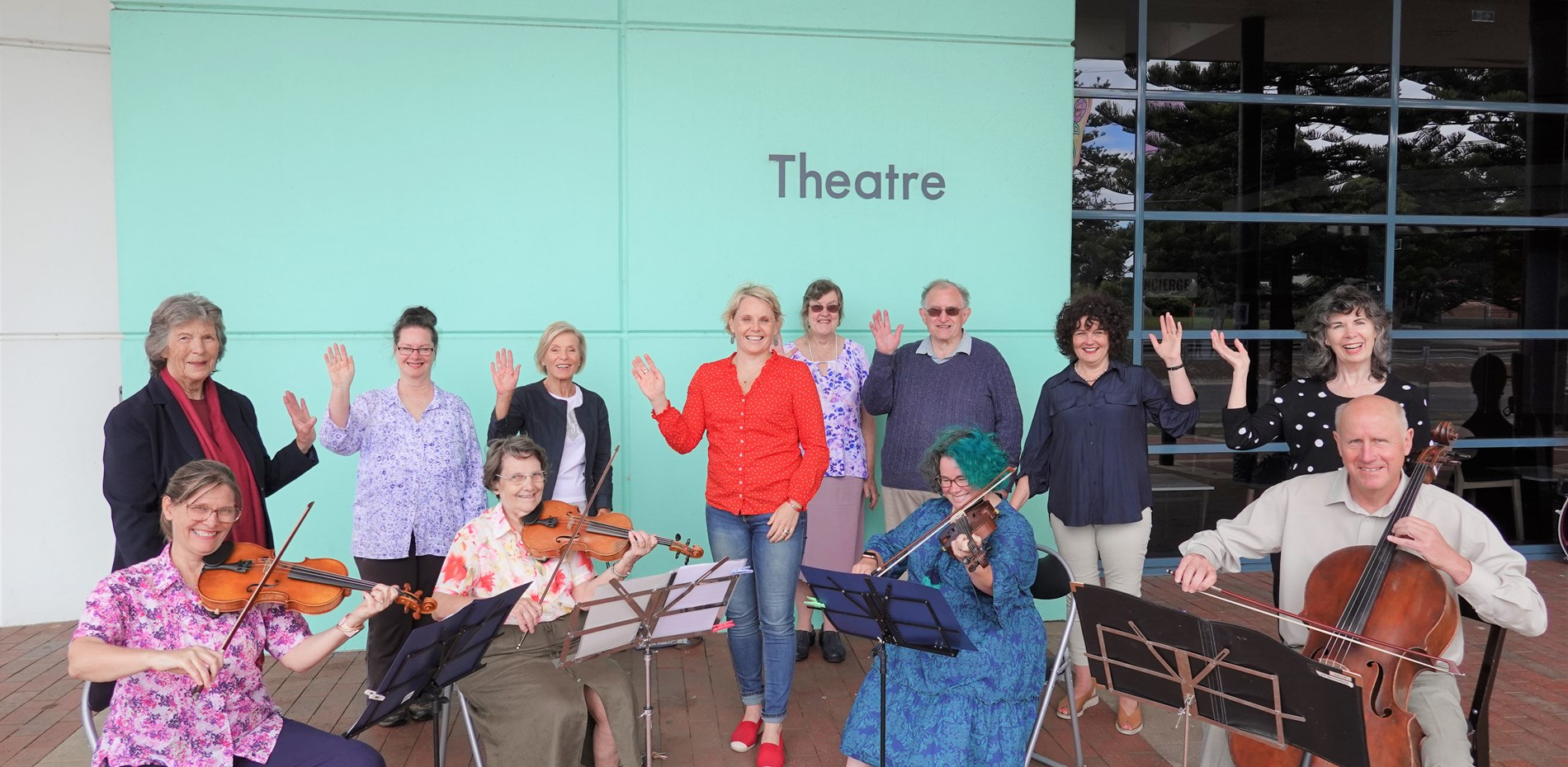 MEDIA RELEASE - FRANKSTON MUSIC SOCIETY GETS A BOOST - 14 APRIL 2021 Main Image