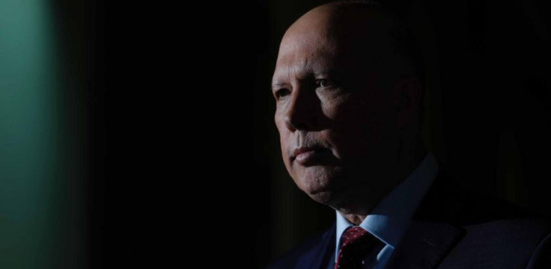 DODGY DUTTON FOLLOWS MCKENZIE'S LEAD - WELCOME TO SAFER SEATS RORTS Main Image